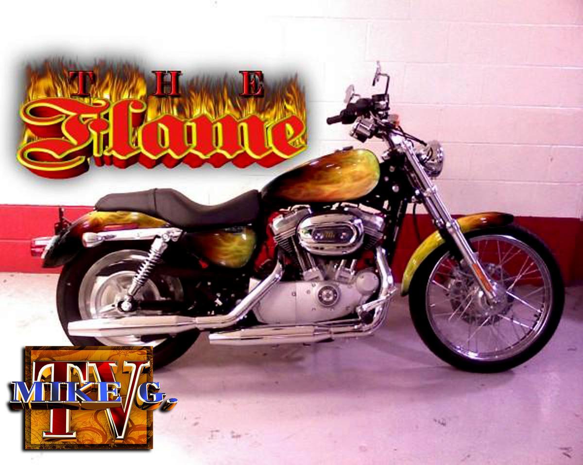 The Flame Bike