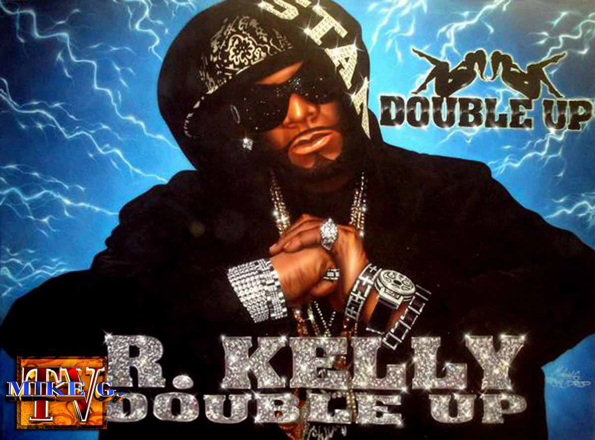 R. kelly Double Up Tour