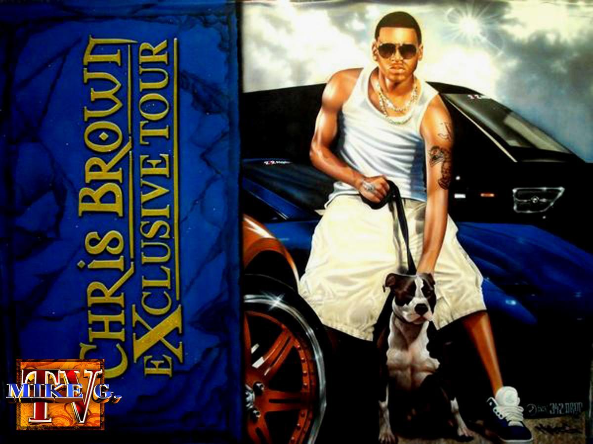 Chris Brown Exclusive Tour