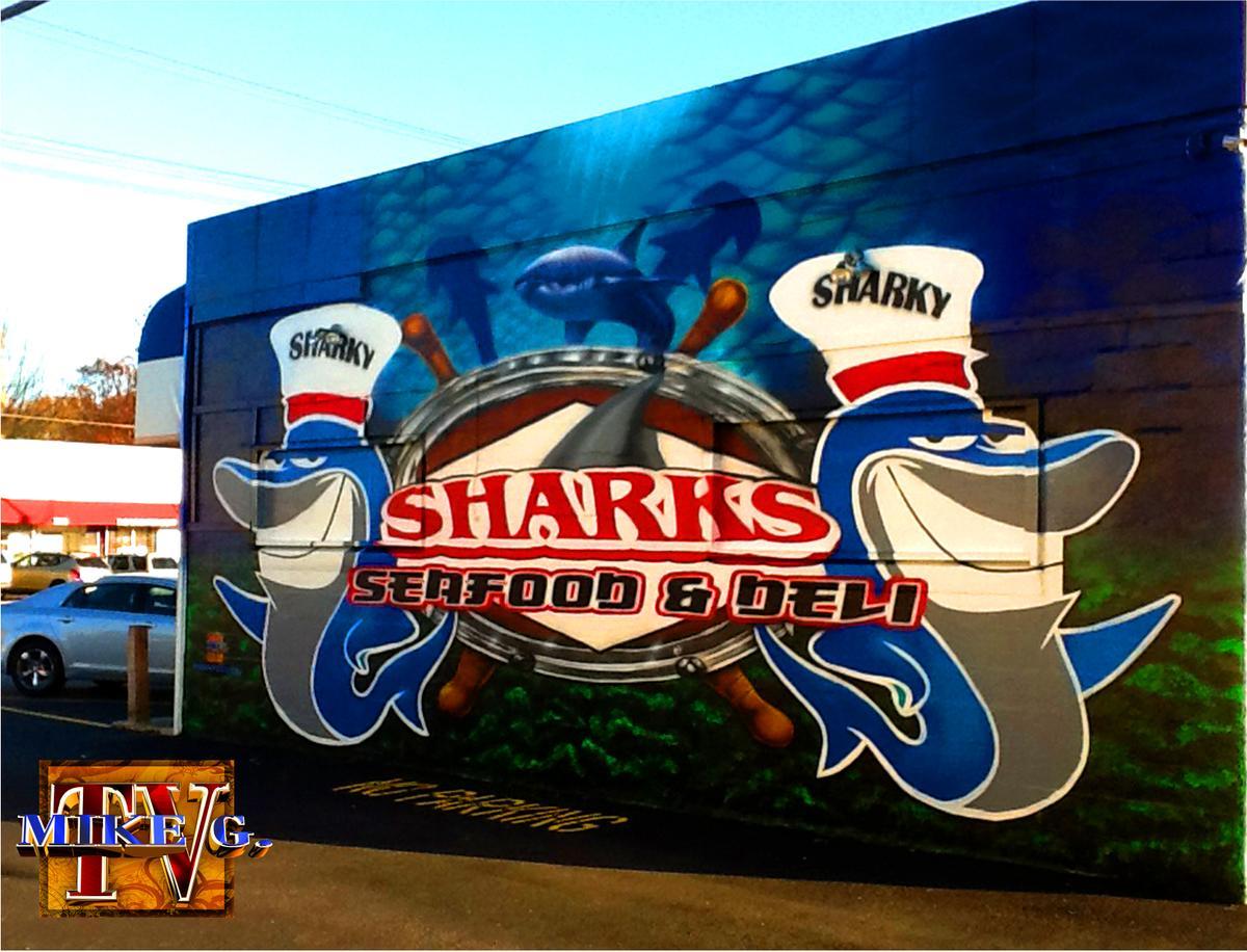 Sharks Sea Food