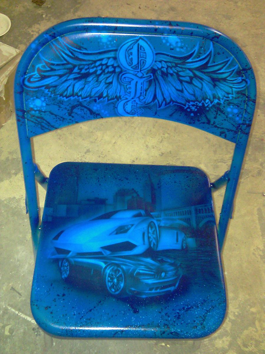 The Blue Seat