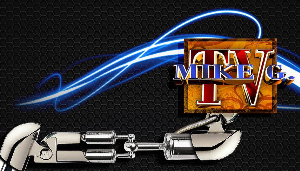Old MikeGTV Logo