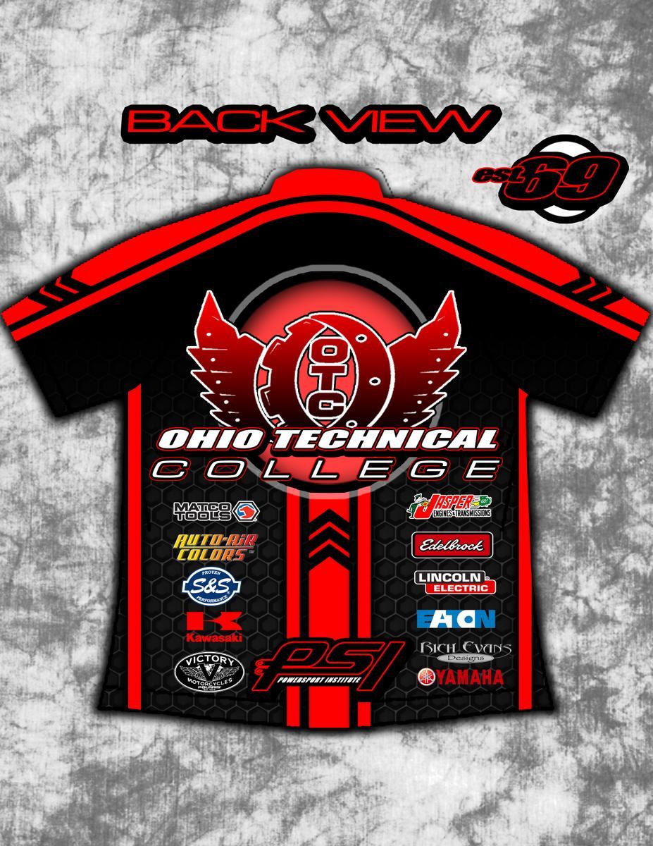 OTC Shirt Back