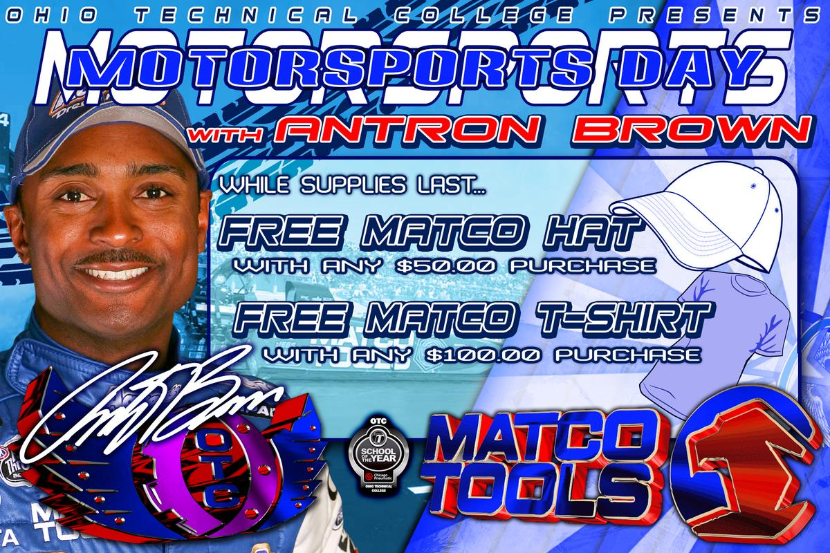 Matco Tools Antron Brown