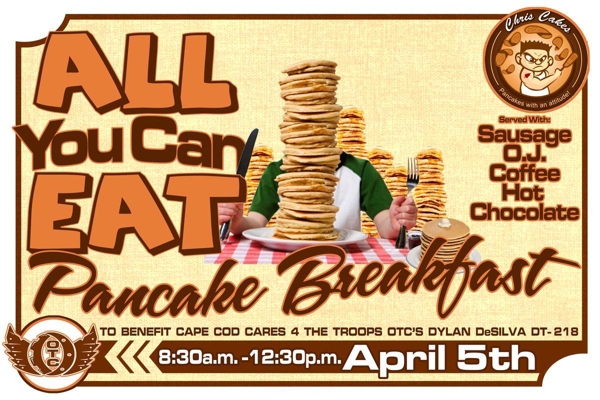 Pancake Flyer