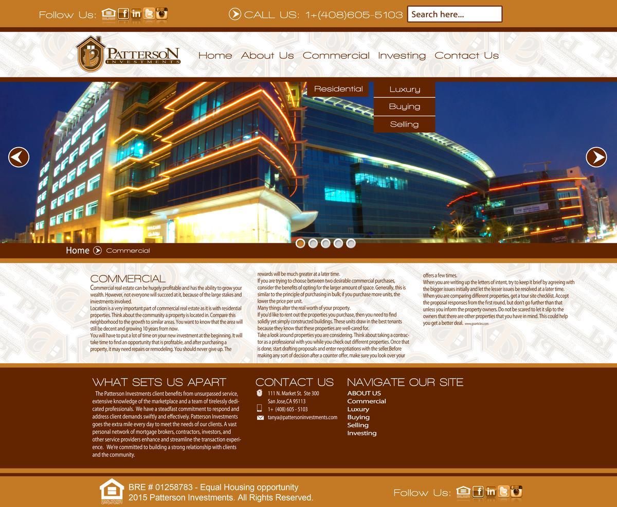 P.I. 2nd Webpage Pass