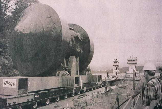 Trojan decommissioning