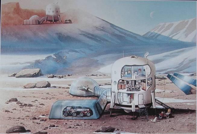 Future on Mars